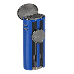 Xikar HP4 Quad Lighter - Blue