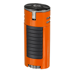 Xikar HP4 Quad Lighter - Orange