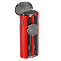 Xikar HP4 Quad Lighter - Red