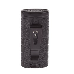 Xikar Tactical Triple Torch Lighter - Black
