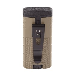 Xikar Tactical Triple Torch Lighter - Tan