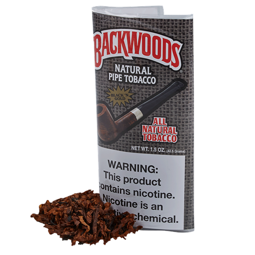Obaco Ghana Limited Home: Backwoods Pipe Tobacco