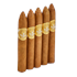 "5 Vegas Gold Torpedo (6.0""x54) Pack of 5"