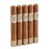 "5 Vegas Gold Anniversary Robusto (5.0""x50) Pack of 5"