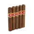 "5 Vegas Classic The Judge (Gordo) (6.0""x60) Pack of 5"