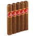 "5 Vegas Classic Fifty Five (Gordo) (5.5""x55) Pack of 5"