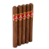 "5 Vegas Classic Churchill (7.0""x52) Pack of 5"