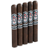 "Ave Maria Argentum Gordo Extra (7.0""x58) Pack of 5"