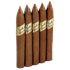 "Bahia Gold Torpedo (6.5""x52) Pack of 5"