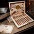 "H. Upmann 175th Anniversary Churchill (7.0""x50) Box of 10"
