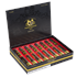 "Partagas Black Label Crystal Tubos (Robusto) (5.5""x50) Box of 8"