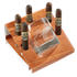 Partagas Black Sampler w/ Rocks Glasses Cigar Samplers