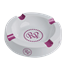 Rocky Patel Ceramic Purple Ashtray  4 FINGER