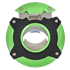 Xikar Enso Circle Cutter Neon Green