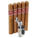 Romeo y Julieta  Reserva Real Toro & Lighter Gift Set
