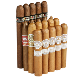 Big Brand 20-Cigar Collection