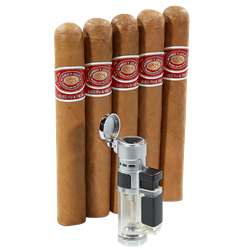 Reserva Real Toro & Lighter Gift Set