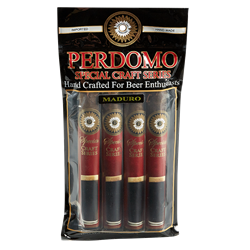 Perdomo Craft Series Humidified Sampler - Maduro  4 Cigars
